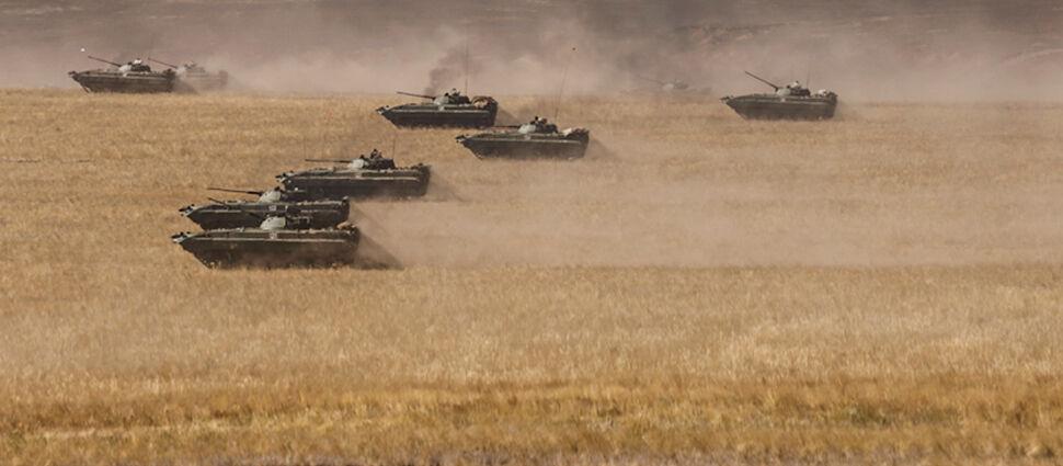 """""""Grudzień będzie gorący"""". Arabskie media  o lądowej ofensywie Rosjan w Syrii"""