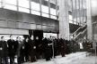 Uroczyste otwarcie: 5 grudnia 1975 - fot. Dworzec Polski
