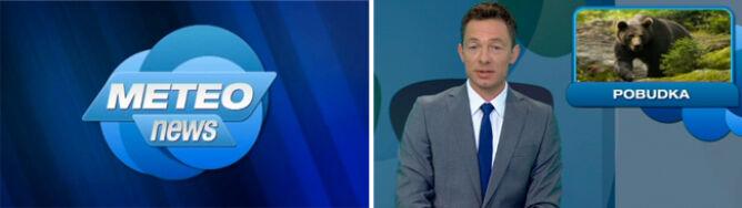 """Zapraszamy na """"Meteo News"""". Informacyjny program TVN Meteo"""