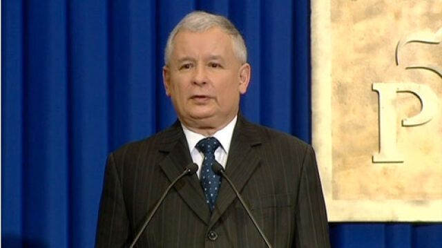Kaczyński: Prezydent może zaproponować swojego premiera