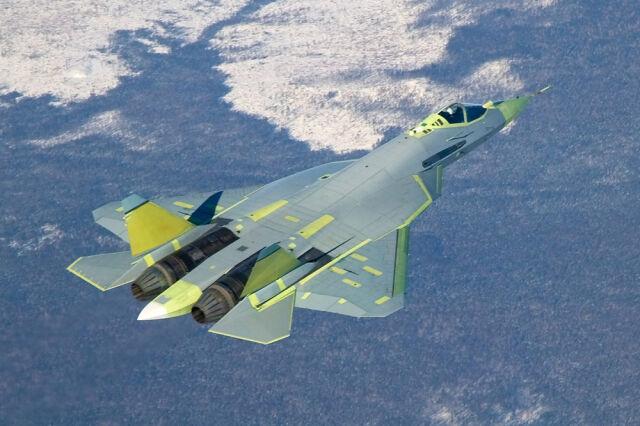 """Rosyjskie myśliwce """"tańsze i lepsze"""""""