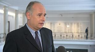 Zalewski: Prezydent nie da się zamknąć za pancerną szybą