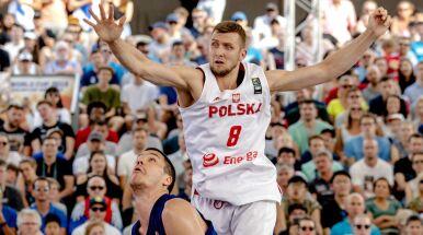 Polscy koszykarze 3x3 powalczą o Tokio. W ekipie znane nazwiska