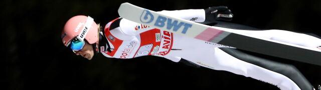 Niemiecka skocznia szczęśliwa. Polacy znów podbili Klingenthal