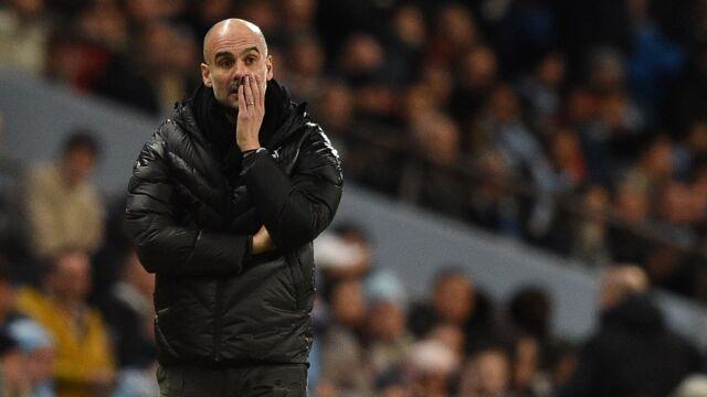 """Szczery Guardiola. """"Możemy nie być w stanie rywalizować z najlepszymi"""""""