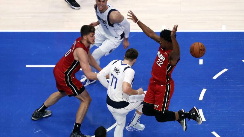 Czołowy gracz NBA kontuzjowany. Nowe informacje w sprawie urazu Doncica