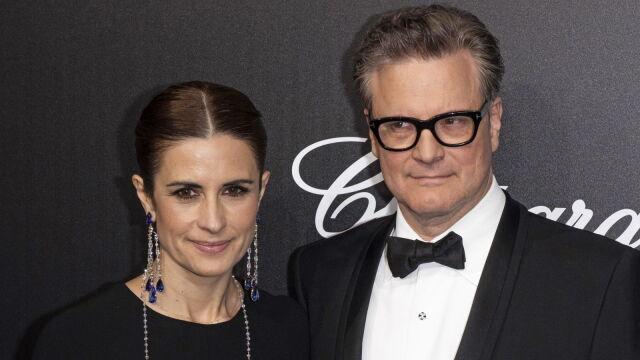 Colin Firth się rozwodzi.