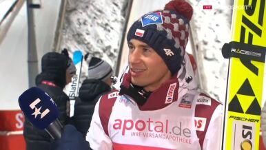 Kamil Stoch: było trochę turbulencji