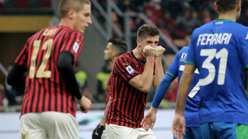 Ronaldo strzelał dla Juventusu. Piątek rozczarował i został zmieniony