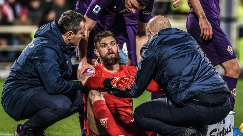 Drągowski poturbowany, ale czarował w bramce. Inter stracił punkty