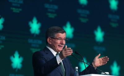 Były premier zaprezentował nową partię