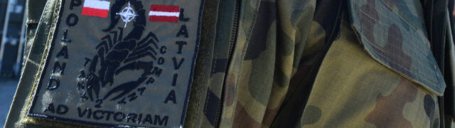 Zmarł polski żołnierz służący w misji NATO