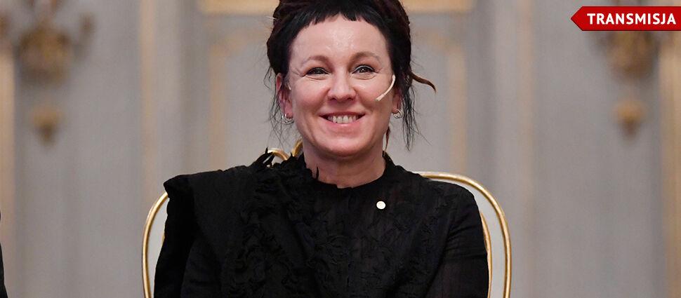 Olga Tokarczuk odbierze  Nagrodę Nobla.  Transmisja w TVN24 i na tvn24.pl