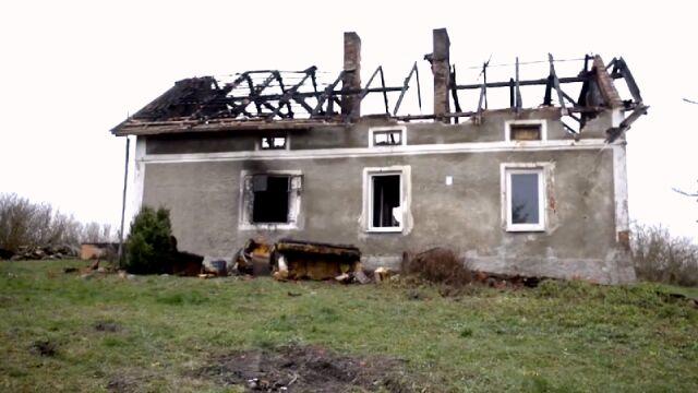 """""""Jasiu, zakręć butlę"""", chwilę później dom był już w płomieniach"""