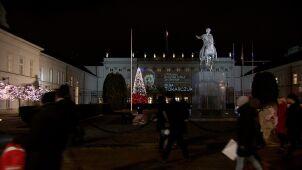 Polacy świętują wręczenie Nagrody Nobla Oldze Tokarczuk