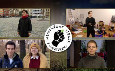 Młodzież walczy o poprawę klimatu. Chcą protestować na ulicach wielu państw
