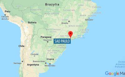 Do strzelaniny doszło niedaleko Sao Paulo