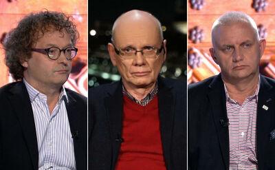 """Bartoś, Szostkiewicz i Lisiński w """"Faktach po Faktach"""". Cała rozmowa"""