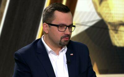 Marcin Horała komentuje słowa Sławomira Broniarza