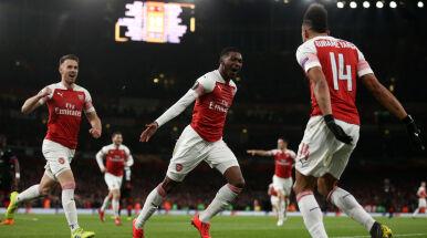 Arsenal w ćwierćfinale Ligi Europy. Płacz na San Siro