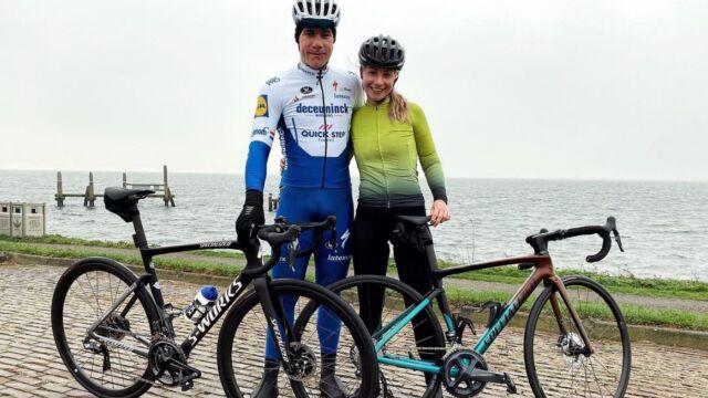 Wraca do zdrowia po kraksie w Tour de Pologne. Treningi z zespołem jeszcze w tym roku
