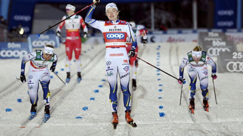 Polka zaskoczyła w Ruce. Pełna dominacja Szwedek