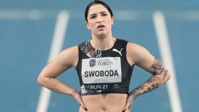 """Ewa Swoboda z koronawirusem. """"Nie wystartuje w halowych mistrzostwach Europy"""""""
