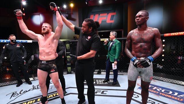 Błachowicz zostaje na tronie UFC. Heroiczna walka w Las Vegas