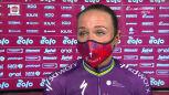 Van den Broek-Blaak po triumfie w Strade Bianche