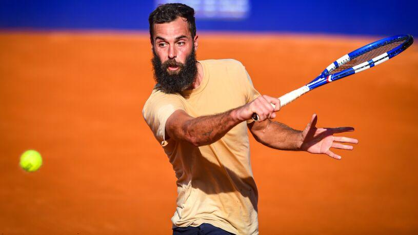 Wybuch gniewu na korcie. Francuski tenisista przekroczył wszelkie granice