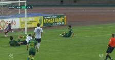 Skrót meczu Nioman Grodno - Tarpieda-BiełAZ Żodzino w 10. kolejce ligi białoruskiej