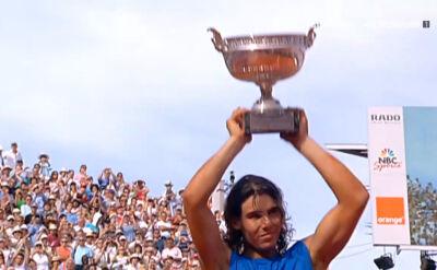 Players' Cut: drugi triumf Nadala w Roland Garros, początek wielkiej rywalizacji z Federerem
