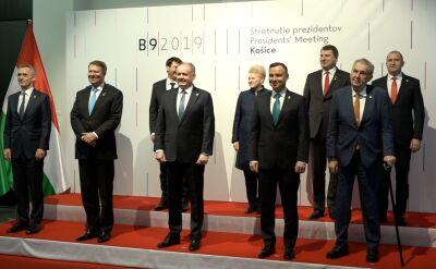 Szczyt Bukaresztańskiej Dziewiątki w Koszycach