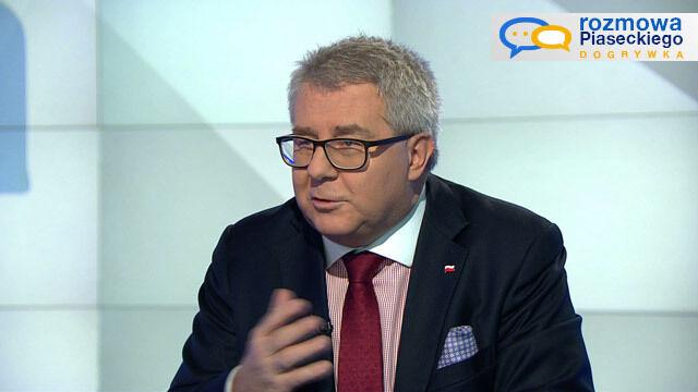 Czarnecki: wypowiedź Israela Kaca jest absolutnie niedopuszczalna