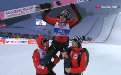 Dawid Kubacki mistrzem świata na skoczni normalnej
