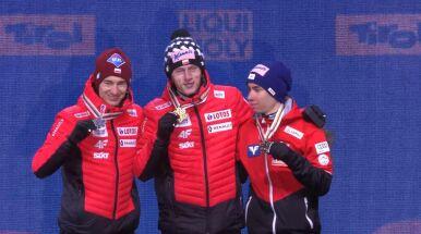 Polskie złoto i srebro. Medale w Seefeld rozdane