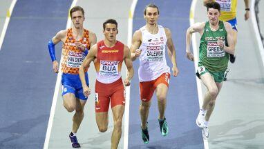 Zalewski w półfinale 400 metrów. Cudem uniknął upadku