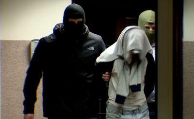 29-letni mężczyzna z zarzutami napaści na kobiety