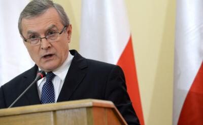 Całość wystąpienia prof. Piotra Glińskiego