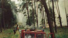 Pożar w Kuźni Raciborskiej w 1992 r.
