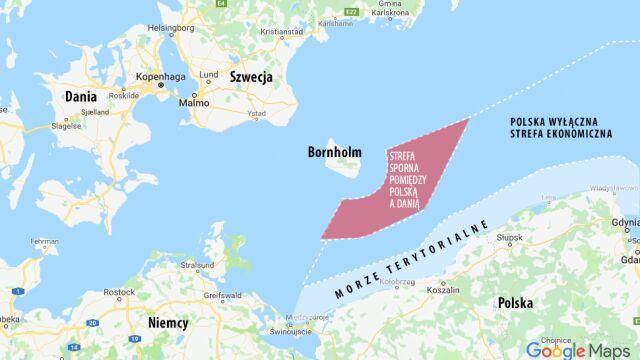 Polska I Dania Podpisały Umowę W Sprawie Rozgraniczenia Obszarów Na