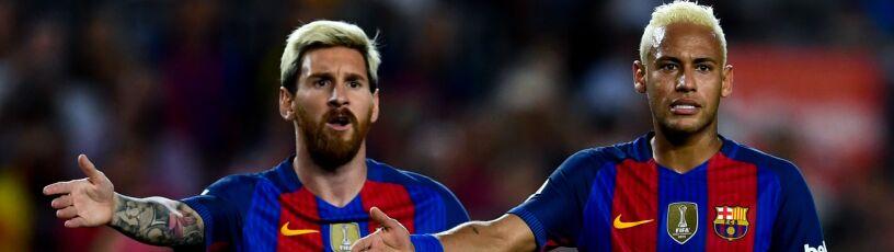 """Neymar chce w przyszłym sezonie grać razem z Messim. """"Musimy to zrobić"""""""