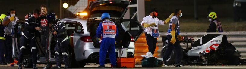 Ruszyło śledztwo w sprawie wypadku Grosjeana