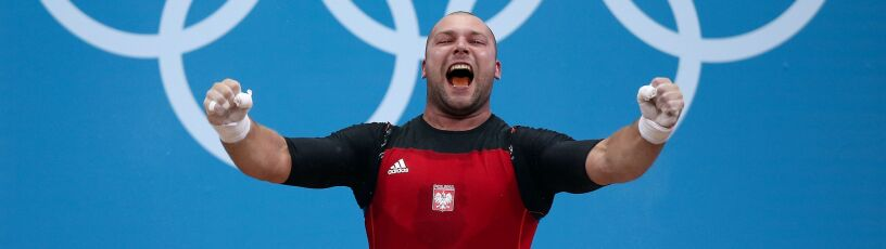 Polski sztangista doczekał się srebra. Osiem lat po igrzyskach
