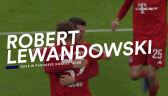 Gole Roberta Lewandowskiego w Pucharze Niemiec w sezonie 2019/2020