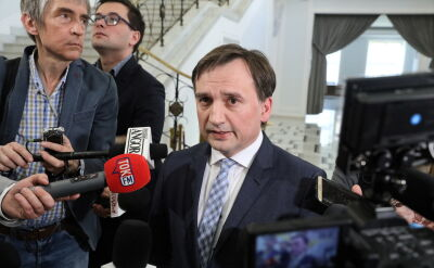 Ziobro: decyzja o awansie prokurator Śpiewak zapadła zanim objęła ona postępowanie w sprawie Kaczyńskiego