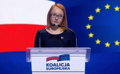 Liderka Zielonych: wybierzmy Polskę w Europie ekologicznej, demokratycznej i solidarnej