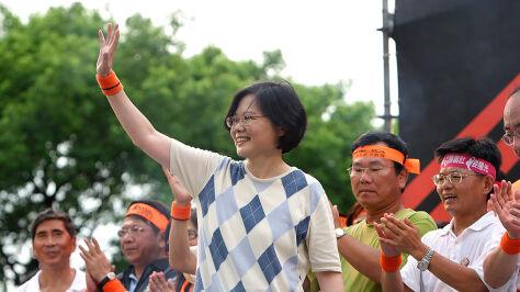 """Niepodległość Tajwanu """"to ślepy zaułek"""". Pekin przestrzega przed """"katastrofą"""""""