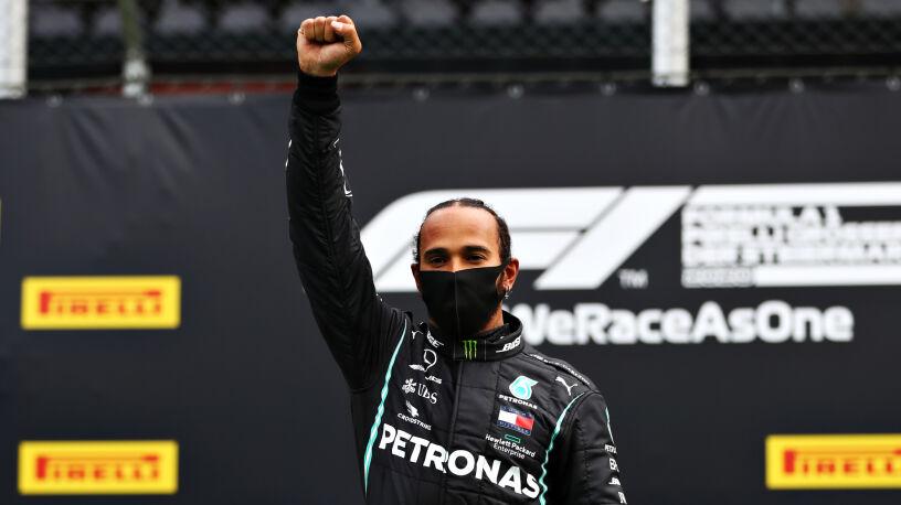 Hamilton atakuje Ferrari za brak zaangażowania w walkę z rasizmem