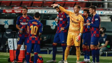 Barcelona nie musi szukać trenera. Szatnia ma swojego faworyta